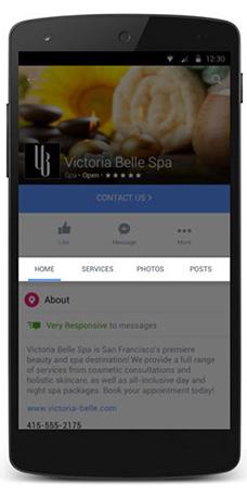 Facebook perfectionne son business e-commerce