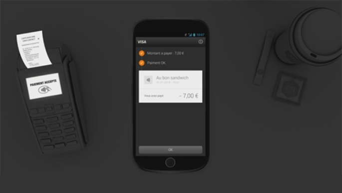 Orange lance Orange Cash, un service de paiement sans contact via smartphone