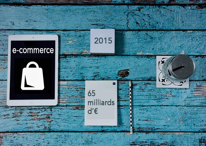 chiffres e-commerce 2015
