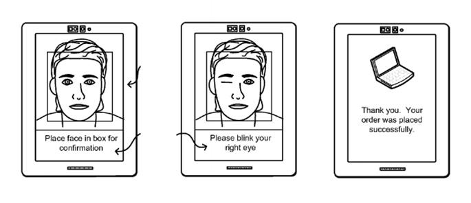 Et le selfie, pour acheter en ligne, vous êtes prêts? Amazone y songe sérieusement.
