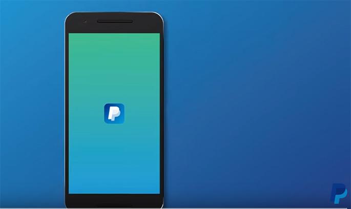 Paypal disponible seulement sur les plateformes mobiles iOS et Android