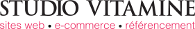 Studio Vitamine l'agence web e-commerce