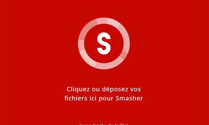 Smash, partagez vos fichiers gratuitement et sans limite de taille