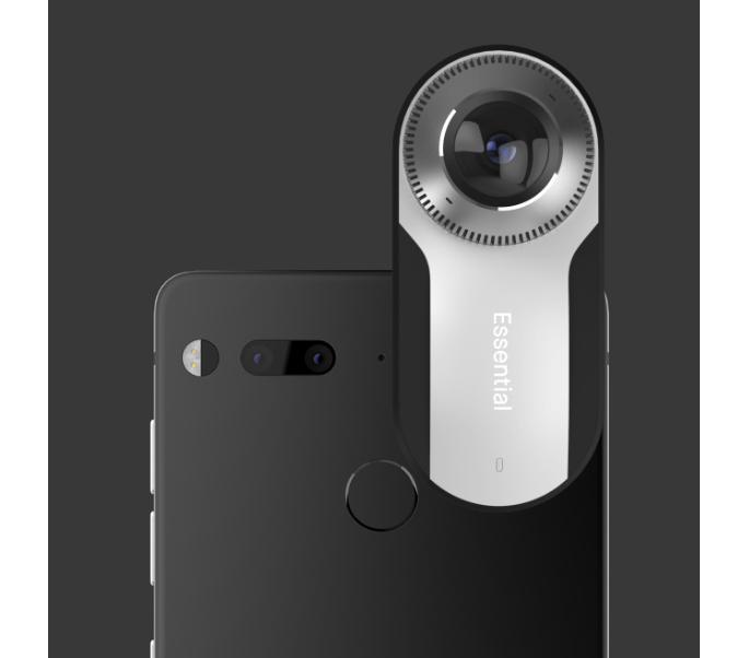 L'Essential PH-1, un smartphone haut de gamme simple et évolutif