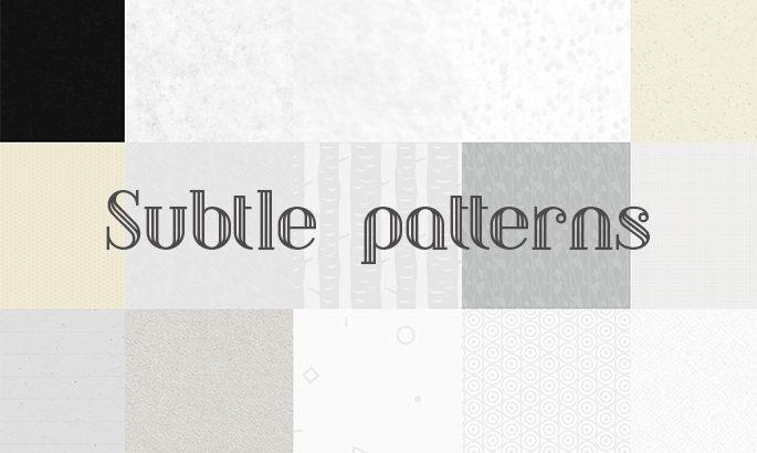 textures pour design web