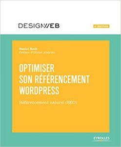 Livre Optimiser son référencement WordPress