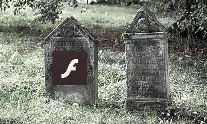 fin de Flash en 2020