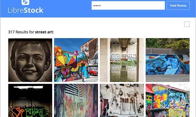 LibreStock photo